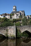 Bellac, Haute-Vienne, France Royalty Free Stock Photos