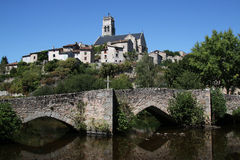 Bellac, Haute-Vienne, France Royalty Free Stock Photography