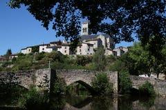 Bellac, Haute-Vienne, France Stock Images