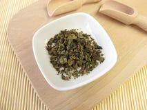 Belladonna, Beladonnae folium Stock Photo