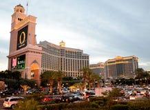 Bellagio Лас-Вегас Стоковое Фото