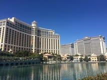 Bellagio Лас-Вегас Стоковое фото RF