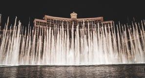 Bellagio Лас-Вегас Стоковые Фотографии RF