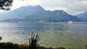 Bellagio, провинция Como, Ломбардии, Италии Стоковые Изображения RF