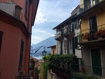 Bellagio Royaltyfri Bild