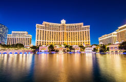 Bellagio casino Stock Afbeeldingen