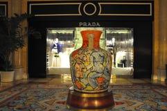 Bellagio Casino & Hotel Resort in Las Vegas Stock Image