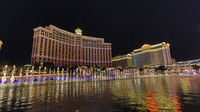Bellagio casino, las vegas Stock Image