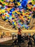 The Bellagio casino Stock Photo