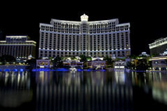 Bellagio Casino in Las Vegas Nevada Stock Foto's