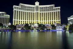 Bellagio Casino and Resort Royalty Free Stock Image