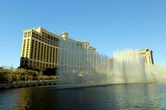 Bellagio Casino watershow Las Vegas Royalty Free Stock Photos