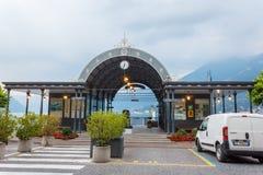 Bellagio Dock Stock Photos