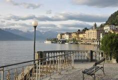 Bellagio en el lago Como Fotografía de archivo libre de regalías