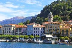 Bellagio en el lago Como Fotografía de archivo
