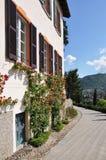 Bellagio at the famous Italian lake Como Stock Images
