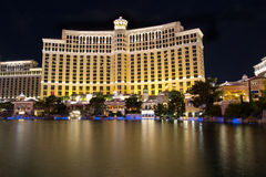 Bellagio Hotel Royalty Free Stock Photography