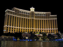 Bellagio Hotel stock afbeelding