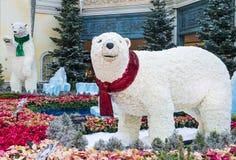 Bellagio Hotel Conservatory & Botanical Gardens Stock Photo