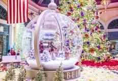 Bellagio-Hotel-Konservatorium u. botanische Gärten Lizenzfreie Stockfotografie