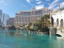 Bellagio Hotel. The Bellagio Hotel in Las Vegas stock images