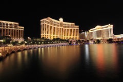 Bellagio Hotel . Las Vegas Royalty Free Stock Photos