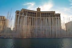 Bellagio Hotel Las Vegas Royalty-vrije Stock Foto's