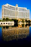 Bellagio Hotel in Las Vegas Royalty Free Stock Image