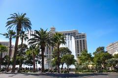 Bellagio Hotel Las Vegas, NV Royalty Free Stock Images