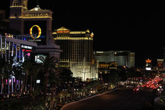 Bellagio Hotel Las Vegas, NV Royalty Free Stock Photos