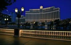Bellagio hotel Stock Photography