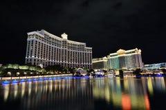 Bellagio-Hotel und -kasino in Las Vegas, USA Lizenzfreie Stockbilder