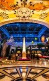 Bellagio Hotelserre stock afbeelding