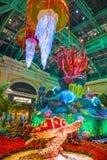 Bellagio Hotelserre & Botanische Tuinen Royalty-vrije Stock Foto