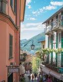 Bellagio Italië Stock Foto's