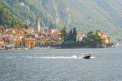 Bellagio Italië Stock Fotografie