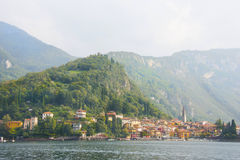 Bellagio Italië Royalty-vrije Stock Afbeelding