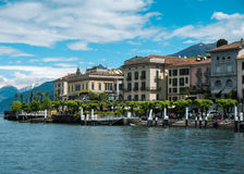 Bellagio Italia Fotografía de archivo libre de regalías