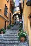 Bellagio, Italia Fotografia Stock Libera da Diritti