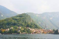 Bellagio Italia Imagen de archivo libre de regalías