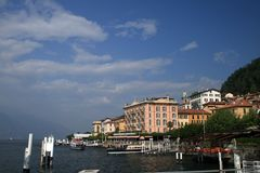 Bellagio, Italy Royalty Free Stock Photos