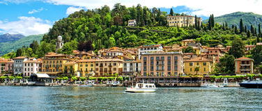 Bellagio Italy Stock Images