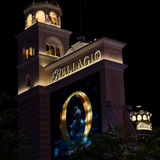 bellagio kasyna hotel Zdjęcie Royalty Free