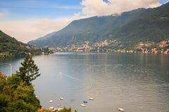 Bellagio, lago Como Fotografia Stock Libera da Diritti