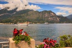 Bellagio, lago Como Immagini Stock