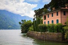 Bellagio, lago Como Immagini Stock Libere da Diritti