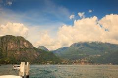 Bellagio, lago Como Fotografie Stock Libere da Diritti
