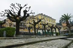 Bellagio, lago Como, Italy Foto de Stock