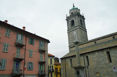 Bellagio, lago Como, Italy Imagens de Stock