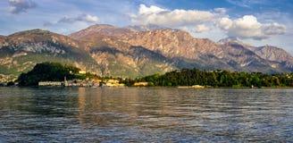 Bellagio Lago di Como (Lake Como) Royalty Free Stock Image
